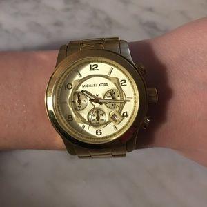 Michael Kors Runway watch *discontinued*